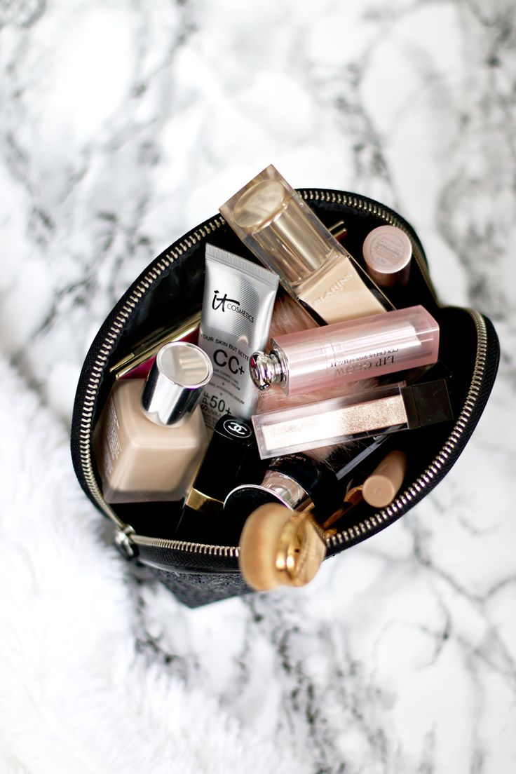 Carrying around about seven lip balms in your bag, is totally normal, right? Yup...