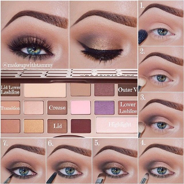 Chocolate and makeup...what more could a girl ask for? This pictorial helps any ...