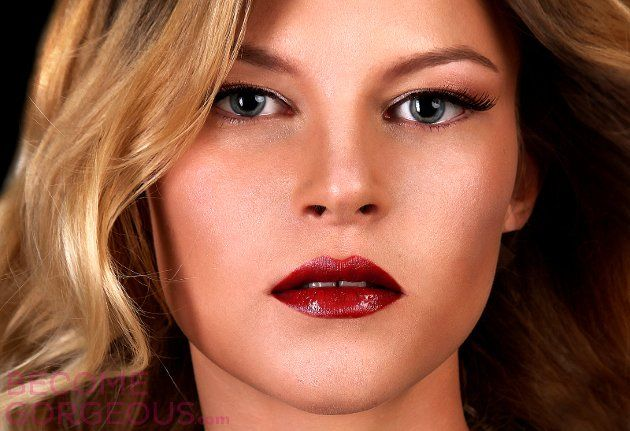 Lip Makeup for Thin Lips
