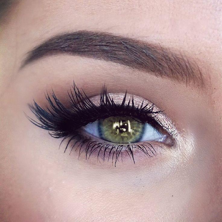 Makeup Ideas 2017 2018 Natural Eye Makeup Green Eyes Lashes