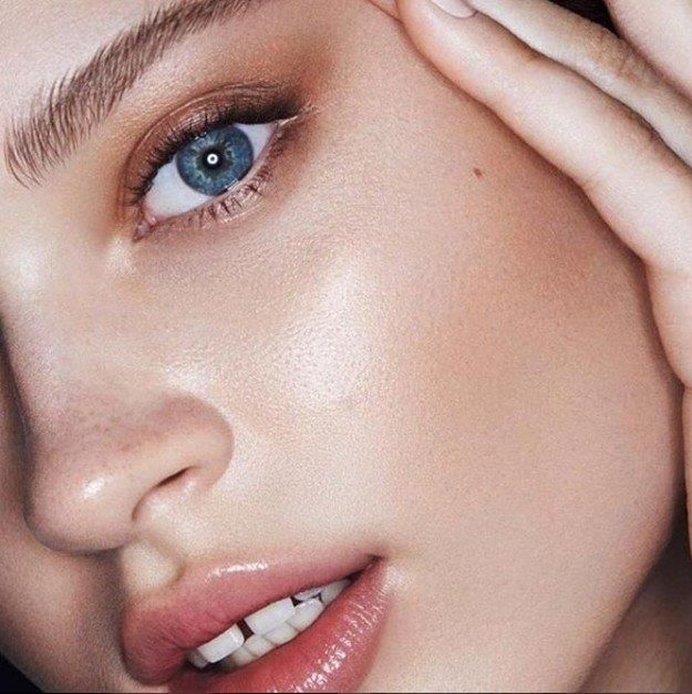 Summer Makeup Idea 4: Dewy Skin. If you havent noticed yet this season is the se...