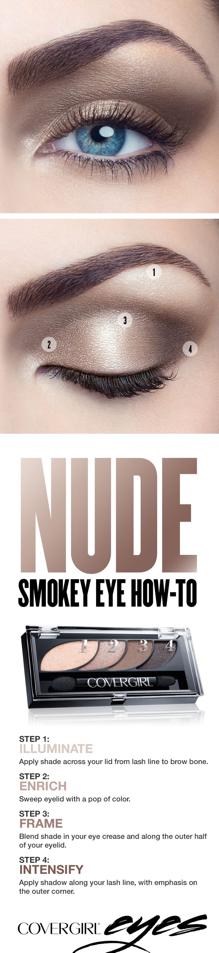 Try our simple step-by-step tutorial this holiday season for a natural nude smok...