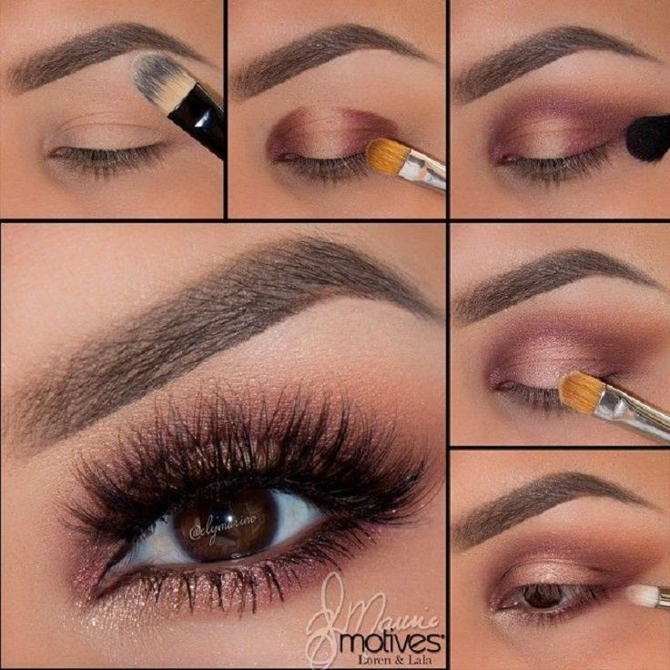 Want to get that seductive eyes look, but you don't really know how to combi...