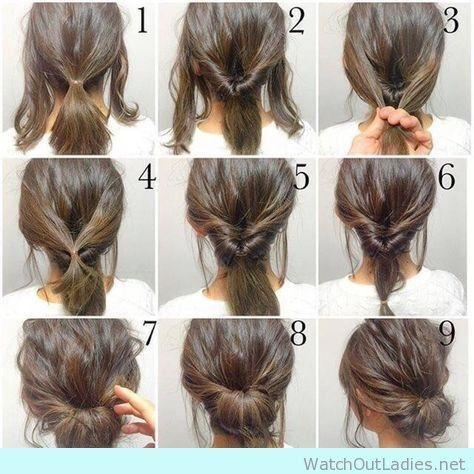 Whether you looking for an updo to attend a wedding or any other special event, ...