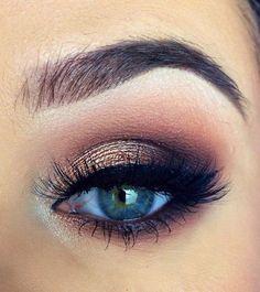 eyeshadow for blue eyes - Google Search