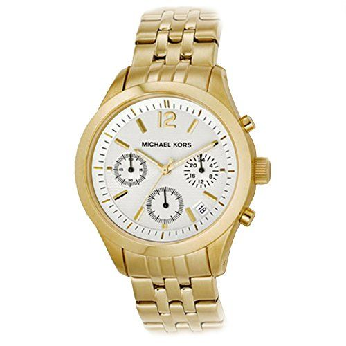 MICHAEL KORS MK5192 LADIES CHRONOGRAPH WATCH ** Read more  at the image link.
