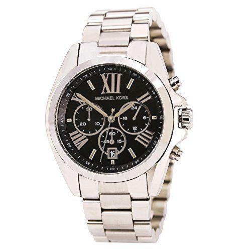 Michael Kors 'Bradshaw' Chronograph Bracelet Watch MK5705 -- Visit the i...