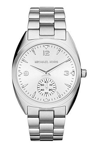 Michael Kors Callie Silver Dial Stainless Steel Unisex Watch MK3342 ** Find out ...