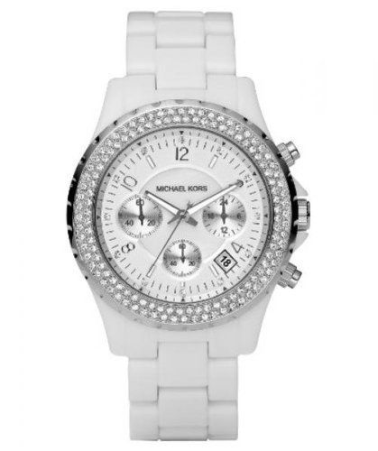 Michael Kors Glitz Acrylic Watch *** Continue to the product at the image link.