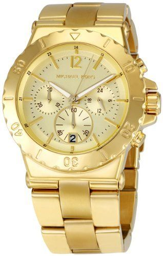Michael Kors Goldtone Watch MK5313 ** This is an Amazon Associate's Pin. You...