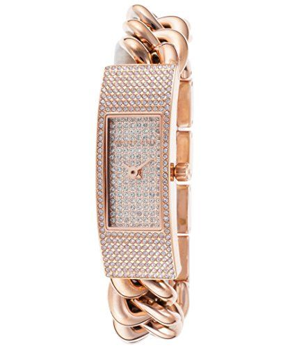 Michael Kors Hayden Ladies Watch - Rose Gold *** Learn more by visiting the imag...