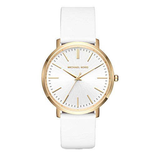 Michael Kors Jaryn Silver Dial Ladies Watch MK2536 * To view further for this it...