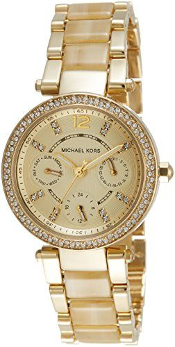 Michael Kors MK5842 Womens Watch *** Details can be found by clicking on the ima...