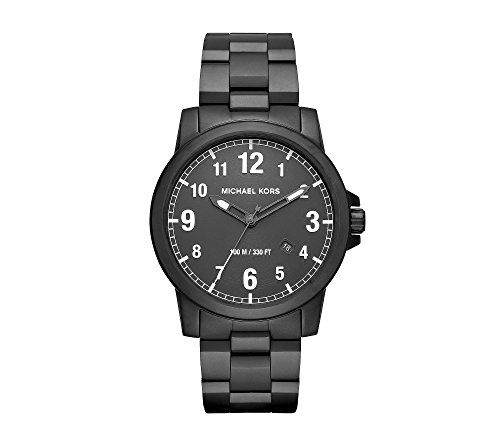 Michael Kors Paxton IP Three-Hand Watch * Want additional info? Click on the ima...