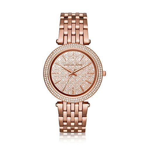 Michael Kors Women's Darci Rose Gold-Tone Watch MK3399 *** Continue to the p...