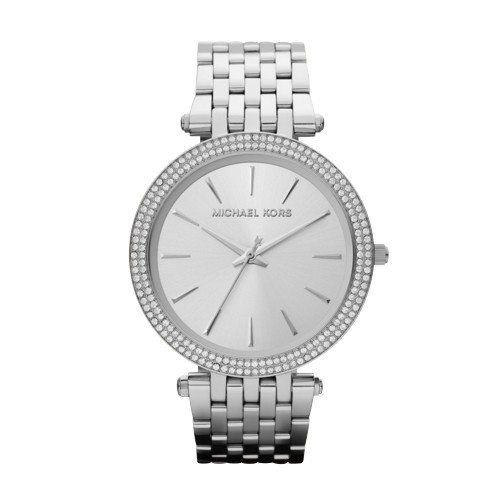 Michael Kors Women's Darci Silver-Tone Watch MK3190 *** Read more at the ima...