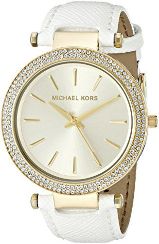 Michael Kors Women's Darci Stainless Watch MK2391 *** You can find more deta...