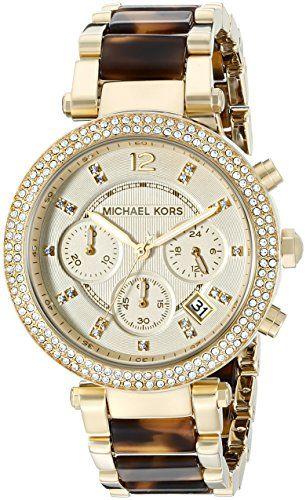 Michael Kors Women's Parker Brown Watch MK5688 ** Visit the image link more ...