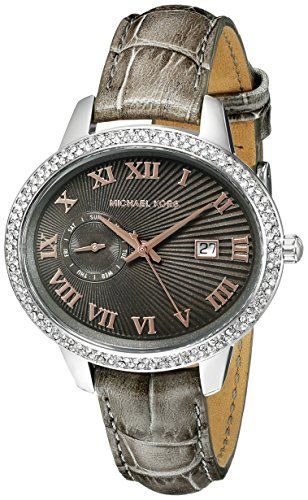 Michael Kors Women's Whitley Grey Watch MK2427 *** To view further for this ...