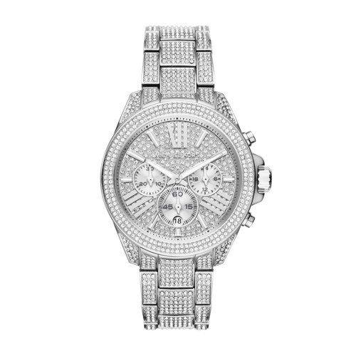 Michael Kors Women's Wren Silver-Tone Watch MK6317 * More info could be foun...