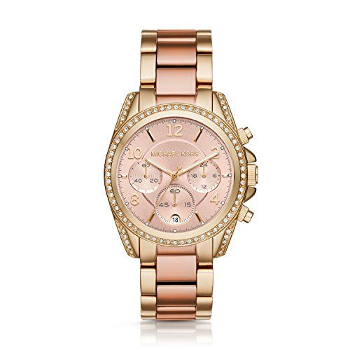Michael Kors Women's  Blair Two-Tone Watch MK6316 * To view further for this ite...