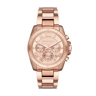 Michael Kors Women's Brecken Rose Gold-Tone Watch MK6367 *** You can get mor...