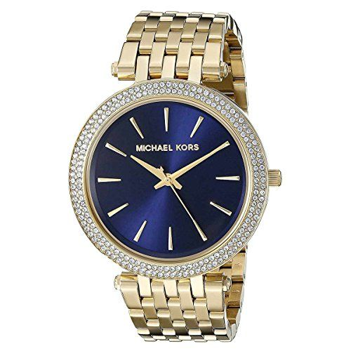 Michael Kors Women's Darci Gold-Tone Watch MK3406 *** See this great product. (T...