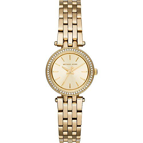 Michael Kors Womens Darci GoldTone Watch MK3295 *** Read more at the image link....
