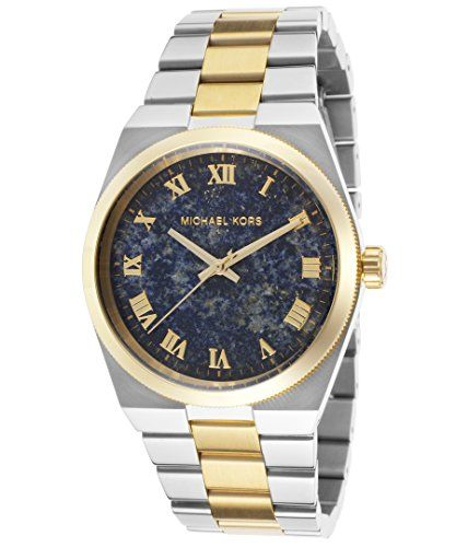 Michael Kors Women's MK5893 - Channing Two Tone/Blue ** For more information...
