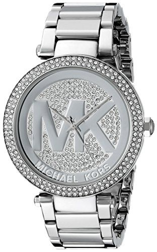 Michael Kors Womens Parker SilverTone  Watch MK5925 *** Read more reviews of the...