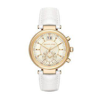 Michael Kors Women's Sawyer White Watch MK2528 ** Check out this great produ...