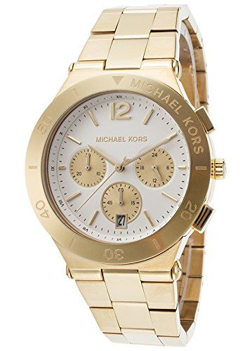Michael Kors Wyatt Ladies Watch MK5933 * More info could be found at the image u...