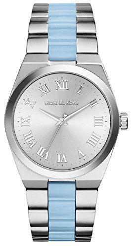Women's Michael Kors 'Channing' Two-Tone Bracelet Watch, 38mm -- Rea...