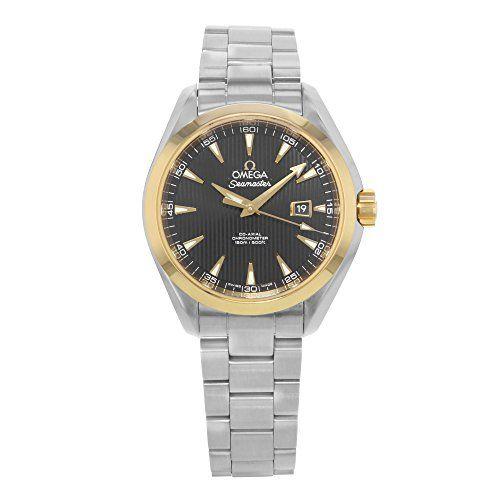 OMEGA watch Seamaster CoAxial automatic 150M waterproof 23120342001004 * Continu...