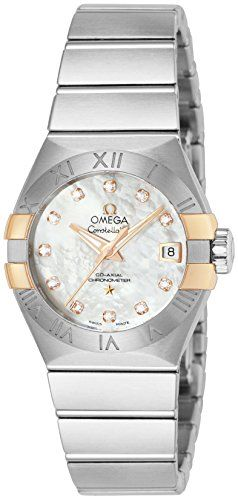 OMEGA wristwatch Constellation Co-Axial automatic 123.20.27.20.55.004 *** You ca...