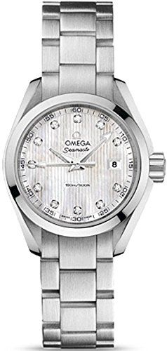 Omega Aqua Terra Quartz Ladies Watch 231.10.30.60.55.001 ** To view further for ...