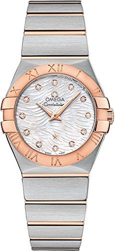 Omega Constellation 123.20.27.60.55.007 *** Learn more by visiting the image lin...