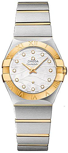 Omega Constellation 12320276055005 ** Learn more by visiting the image link. (Th...