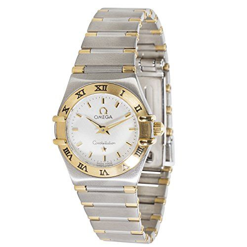 Omega Constellation 1362.30 Watch in 18K Yellow Gold