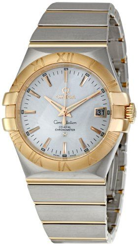 Omega Constellation 18kt Rose Gold Ladies Watch 12320352002001 ** This is an Ama...