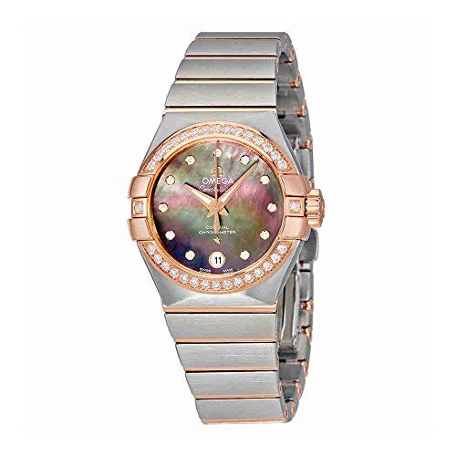 Omega Constellation Automatic Ladies Watch 12325272057006 * Check out the image ...