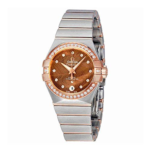 Omega Constellation Automatic Ladies Watch 123.25.27.20.63.001 * Find out more a...