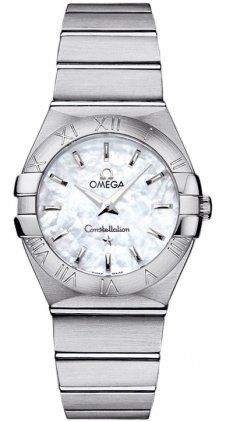 Omega Constellation Brushed Quartz 27mm Women's Watch *** Want to know more,...
