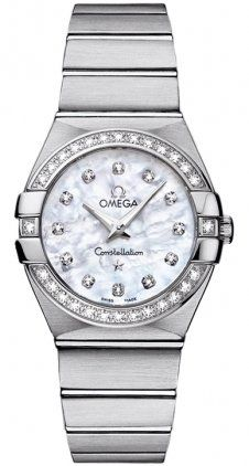 Omega Constellation Ladies Watch 123.15.27.60.55.001 * You can find out more det...