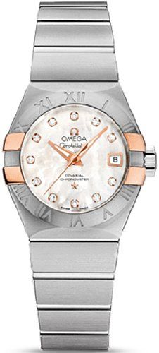 Omega Constellation Ladies Watch 123.20.27.20.55.004 -- Click image to review mo...
