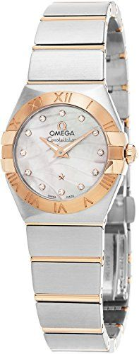 Omega Constellation *** Check this awesome product by going to the link at the i...
