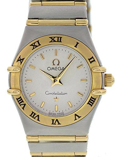 Omega Constellation quartz womens Watch 795.1203 (Certified Pre-owned) * Check o...