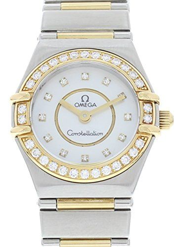 Omega Constellation quartz womens Watch (Certified Pre-owned) 895.1245 ** Be sur...