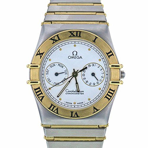 Omega Constellation swiss-quartz womens Watch (Certified Pre-owned) 1980142 ** W...