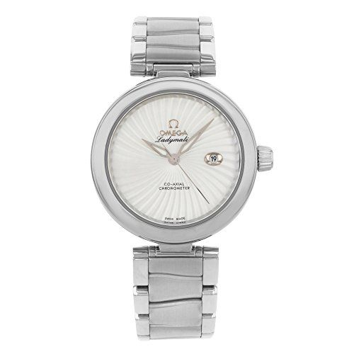Omega De Ville Ladymatic Automatic Stainless Steel Ladies Watch 425.30.34.20.05....
